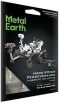 Metal Earth Mars Rover Perseverance & Ingenuity Helicopter | Buy now at The G33Kery - UK Stock - Fast Delivery